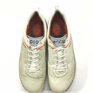 Ecco Shoes - Ecco Biom Leather Golf Shoes